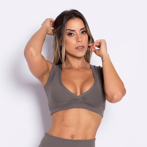 Top-Fitness-Cropped-Gray