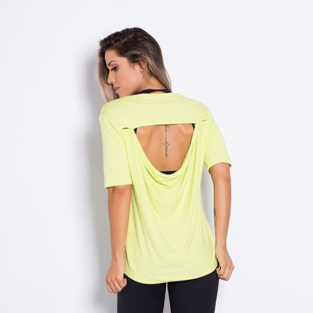 Camisa-Fitness-Costas-Aberta-Green