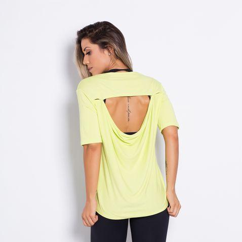 Camisa-Fitness-Costas-Aberta-Green