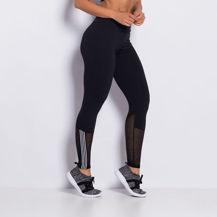 Legging-Fitness-Screen-Black