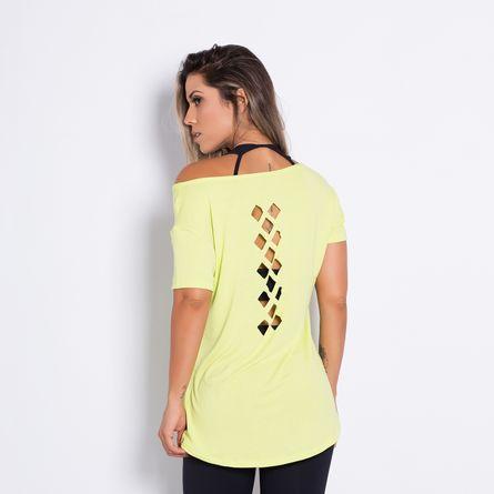 Camisa-Fitness-Corte-a-Laser-Losango-Green-