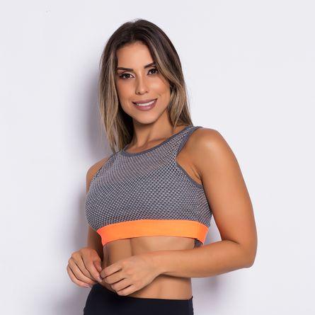 Top-Fitness-Tela-Gray
