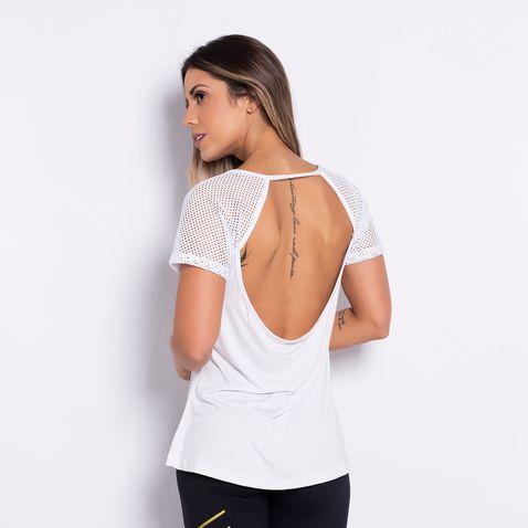 Blusa-Fitness-Viscolycra-Tela-White