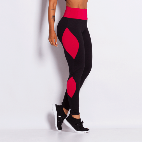 Legging-Fitness-Texture-Black