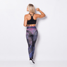 Legging-Fitness-Sublimada-Hidden-Skull-