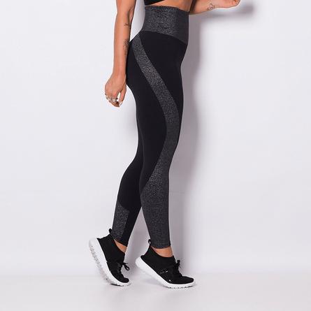 Legging-Fitness-Lurex-Black