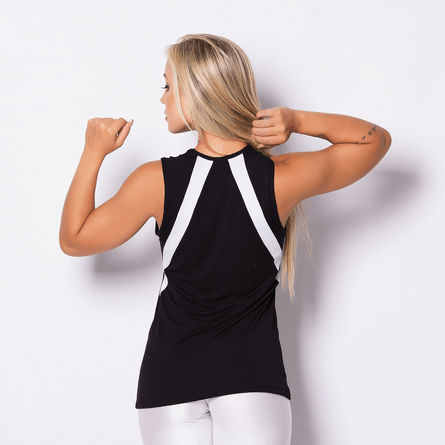 Camiseta-Fitness-Viscolycra-Stripe