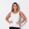 Camiseta-Fitness-Decotada-Stripes-White