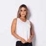 Camiseta-Fitness-Transparency-White