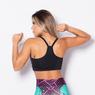 Top-Fitness-Be-Strong-Femme-Skull-Green
