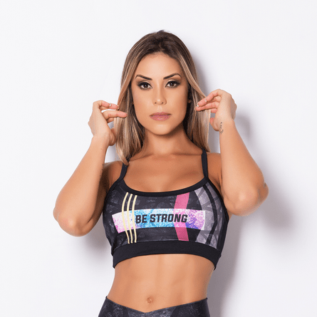 Top-Fitness-Be-Strong-Femme-Colorful-