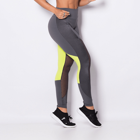 Legging-Fitness-Poliamida-Gray