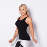 Camiseta-Fitness-Decotada-Stripes