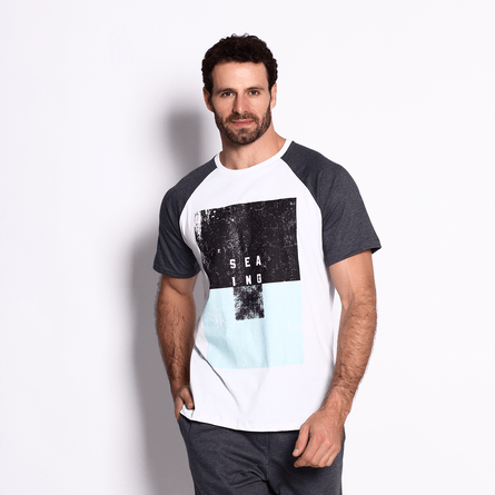 Camiseta-Masculina-Sea