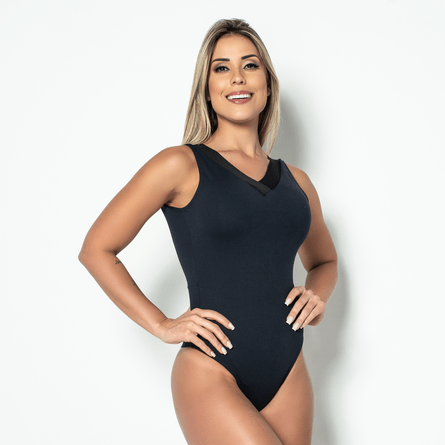 Body-Fitness-Poliamida-Black