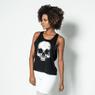 Camiseta-Fitness-Skull