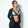 Casaco-Fitness-Refletivo-Black