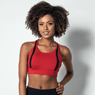 Top-Fitness-Poliamida-Red