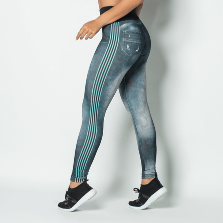Legging-Sublimada-Fake-Jeans-Elastic