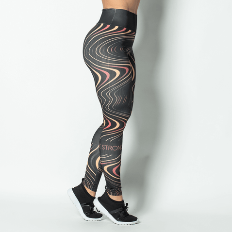 Legging-Fitness-Sublimada-Color-Waves