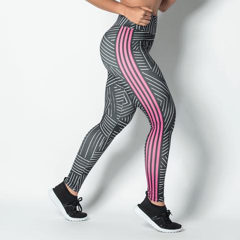 Legging-Fitness-Sublimada-White-Lines