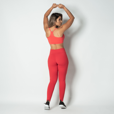 Legging-Fitness-Poliamida-Red