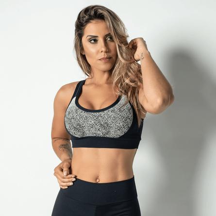 Top-Fitness-Poliamida-Jacquard-White