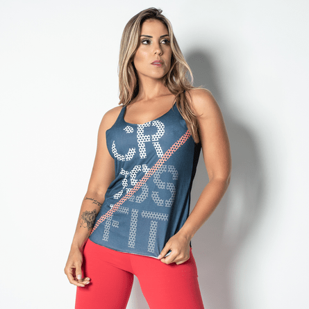 Camiseta-Fitness-Sublimada-Stop