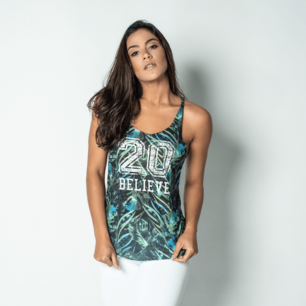 Camiseta-Fitness-Sublimada-Believe