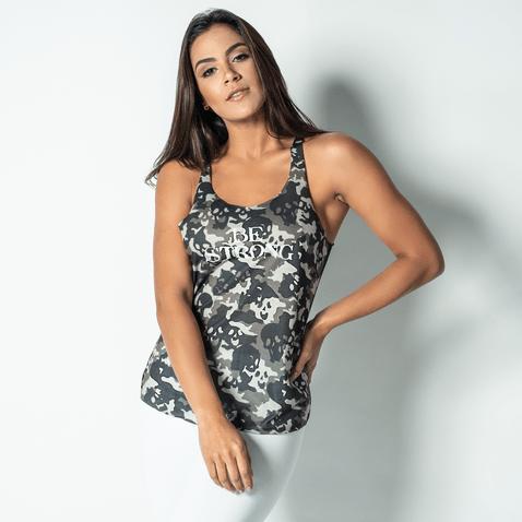 Camiseta-Fitness-Estampada-Camuflada
