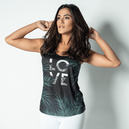 Camiseta-Fitness-Estampada-Love