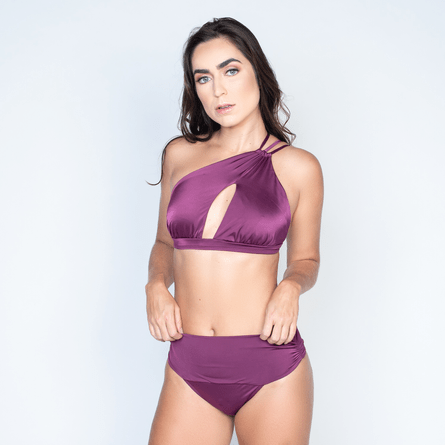 Biquini-One-Shoulder-Purple