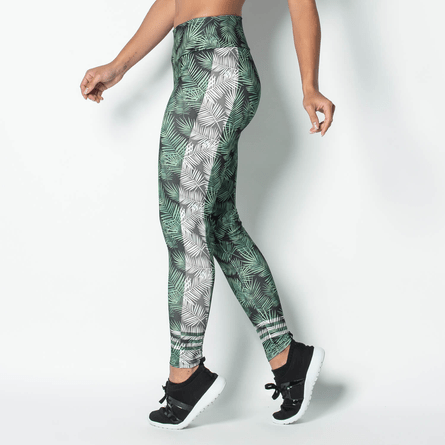 Legging-Palm-Leaf