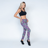 Legging-Fitness-Poliester-Colorful-Leave