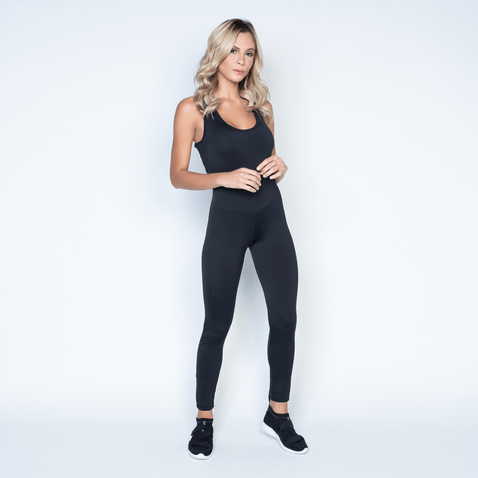 Macacao-Fitness-Poliester-Black
