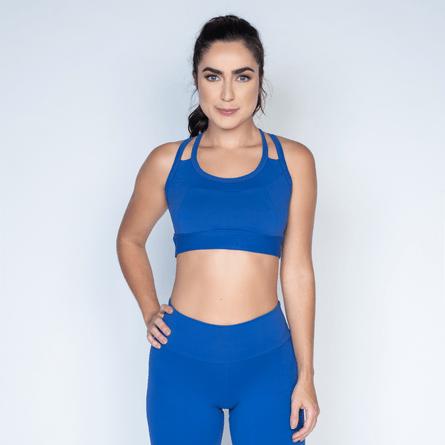 Top-Fitness-Poliamida-Blue