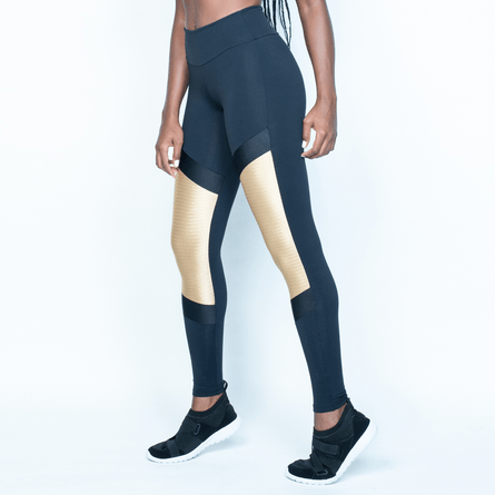 Legging-Textura-Gold