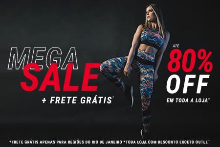 Mega Sale 80%
