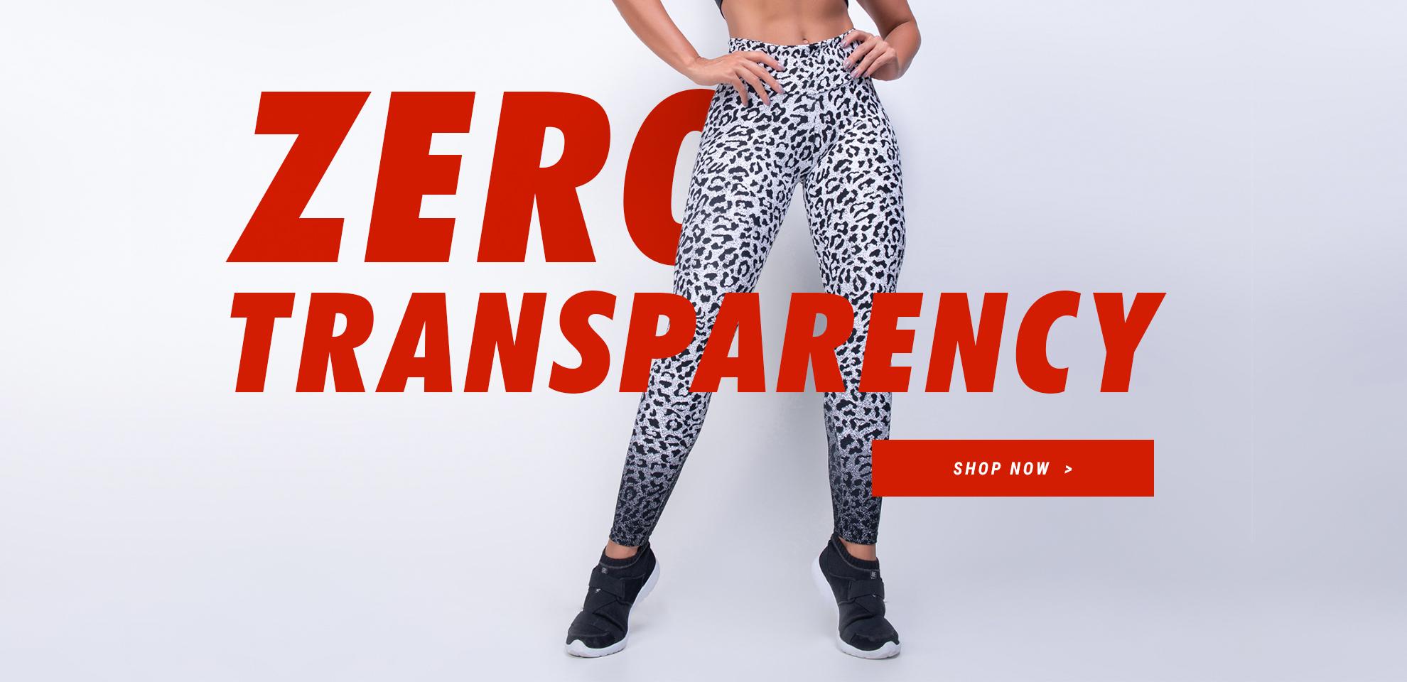 Zero Transparency