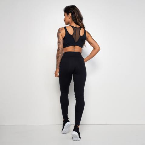 Legging-Fitness-Preta-Poliamida-Lisa-LG1226