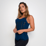 Camiseta-Fitness-Viscolycra-Quiet-Azul