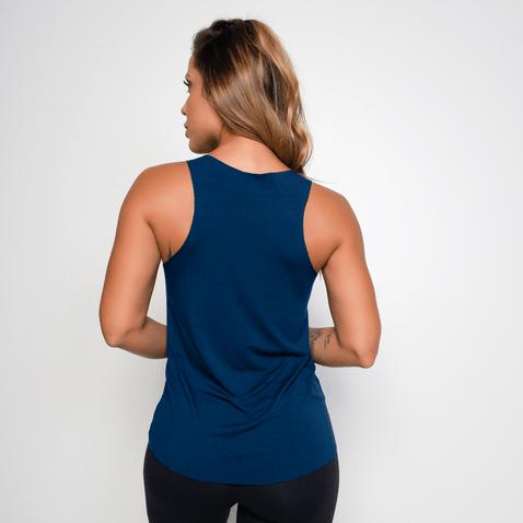 Camiseta-Fitness-Viscolycra-Quiet-Azul