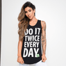 Camiseta-Fitness-Viscolycra-Every-Day-Preta-CT295
