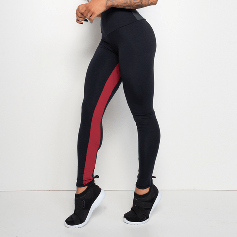 Legging-Fitness-Cinza-Recorte-Colors-LG1222