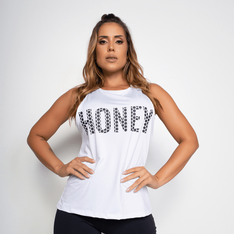 Camiseta-Fitness-Honey-Branca-CT307