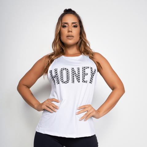 Camiseta-Fitness-Honey-Branca-CT307