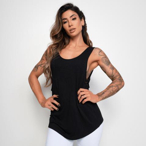 Camiseta-Fitness-Preta-Strappy-CT333