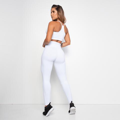 Legging-Fitness-HB-Cos-Franzido-Branca-LG1206