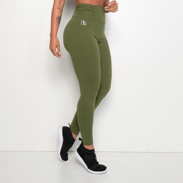 Legging-Fitness-HB-Cos-Franzido-Verde-LG1208
