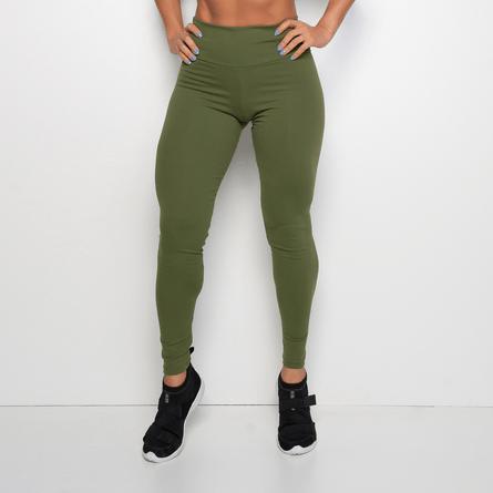 Legging-Fitness-Verde-Poliamida-Lisa-LG1256